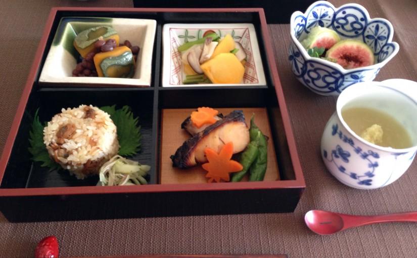 幸せ薫る喜びおうちごはん料理教室       <br/> 10月のおもてなしクラス