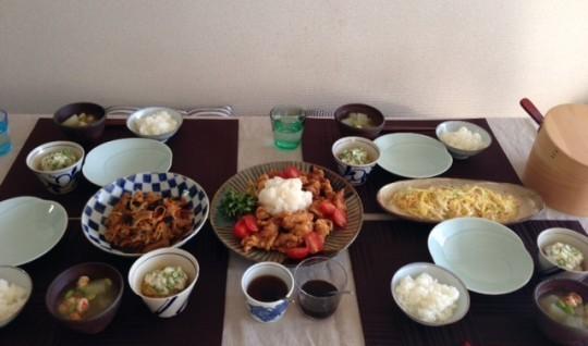 幸せ薫る喜びおうちごはん料理教室<br/>    10月の 毎日のごはんクラス