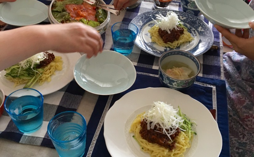 7月の【幸せ薫る喜びおうちごはん料理教室】毎日のごはんクラス