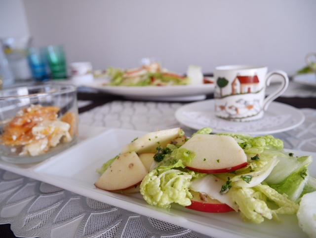 11月の【幸せ薫る喜びおうちごはん料理教室】<br/>      おうちでおもてなしクラス