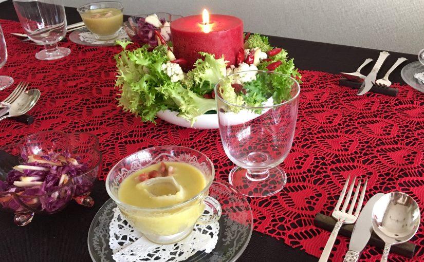 12月の【幸せ薫る喜びおうちごはん料理教室】  <br/>毎日のごはんクラス