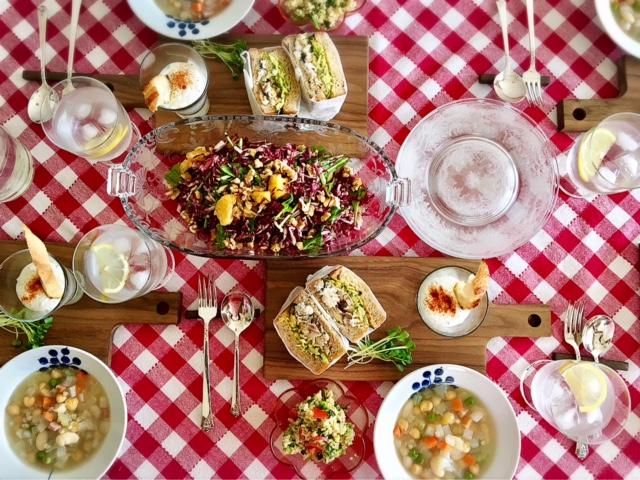 3月の【幸せ薫る喜びおうちごはん料理教室】<br/> おうちでおもてなしクラス