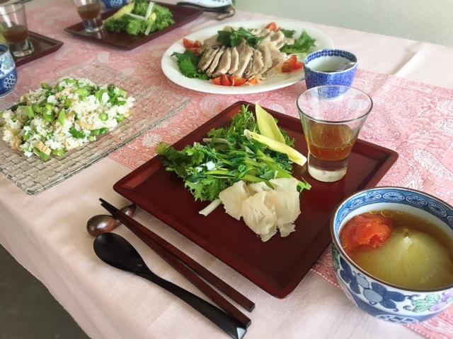 4月の【幸せ薫る喜びおうちごはん料理教室】<br/>   おうちでおもてなしクラス