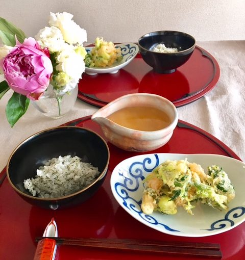 6月の【幸せ薫る喜びおうちごはん料理教室】<br/>  おうちでおもてなしクラス