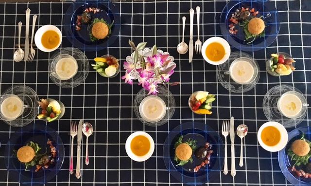 9月の【幸せ薫る喜びおうちごはん料理教室】<br/>おうちでおもてなしクラス