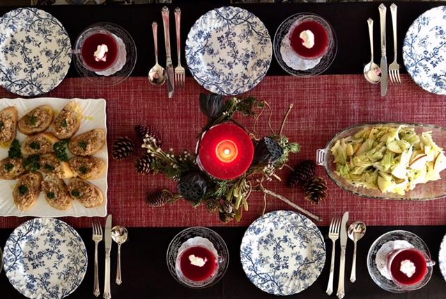 12月の【幸せ薫る喜びおうちごはん料理教室】<br/>毎日のごはんクラス