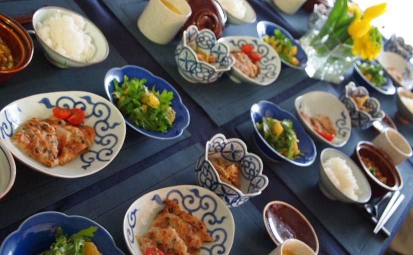 3月の『幸せ薫る喜びおうちごはん料理教室』<br/> 毎日のごはんクラス