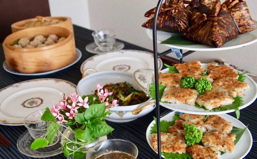 5月の『幸せ薫る喜びおうちごはん料理教室』<br/>おうちでおもてなしクラス
