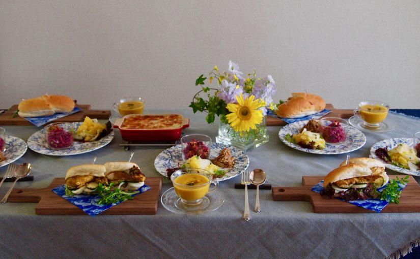 6月の『幸せ薫る喜びおうちごはん料理教室』<br/> 毎日のごはんクラス