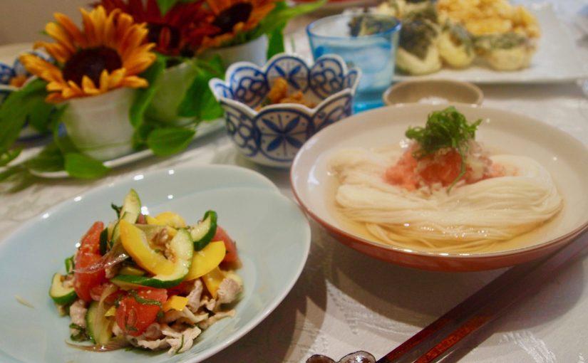 8月の『幸せ薫る喜びおうちごはん料理教室』 <br/>毎日のごはんクラス