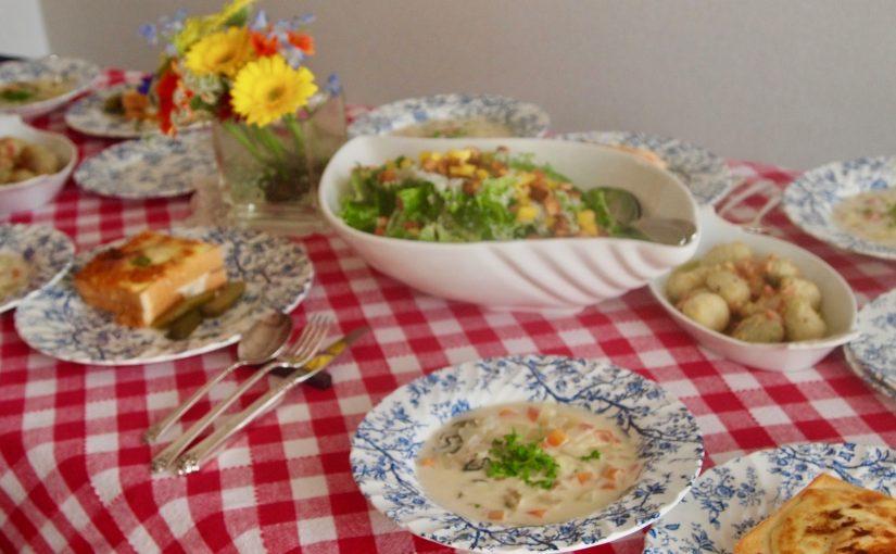 2月の『幸せ薫る喜びおうちごはん料理教室』<br/> 毎日のごはんクラス