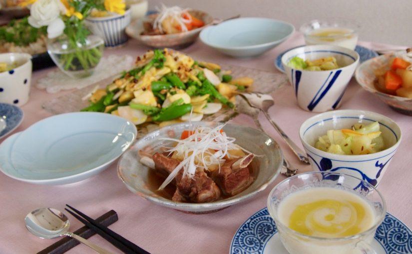3月の『幸せ薫る喜びおうちごはん料理教室』<br/>毎日のごはんクラス