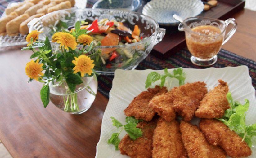 7月の「幸せ薫る喜びおうちごはん料理教室」<br/>おうちごはんベーシッククラス