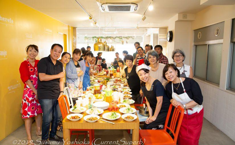 8/24 ハナマルキさんの「液体塩麹」とコラボレーションイベントを開催しました!