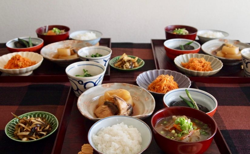 11月の『幸せ薫る喜びおうちごはん料理教室』<br/> おうちごはんベーシッククラス
