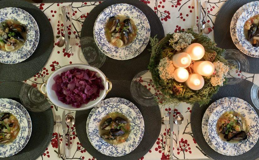 12月の「幸せ薫る喜びおうちごはん料理教室」<br/> おもてなしクラス